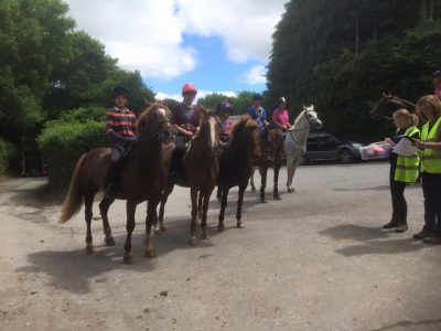 horse-pony-charity-devon-events-pleasure-ride-visitor-centre