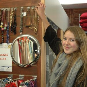 Volunteer-fundraising-reuse-recycle-centre